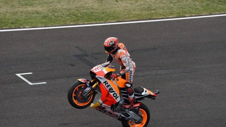 MotoGP, Germania: Marquez vince davanti a Rossi e Vinales