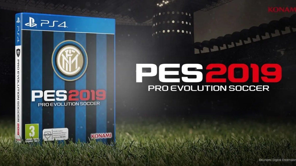 PES 2019, l'8 agosto verrà rilasciata la demo del gioco