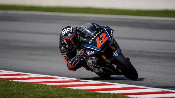 MotoGP, Sepang: Rossi scivola, Marquez ringrazia. Bagnaia campione in Moto2