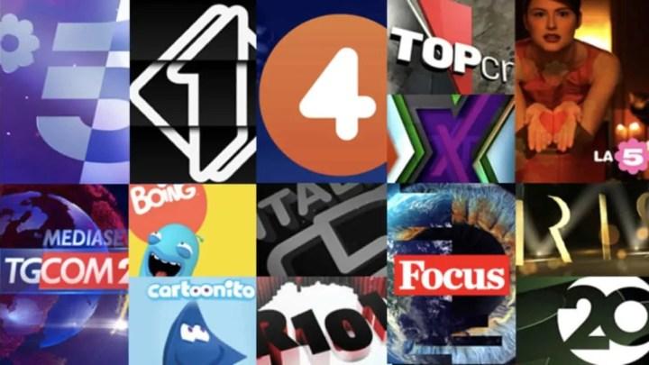 Sky, dal 2 gennaio i canali Mediaset nella numerazione dei decoder