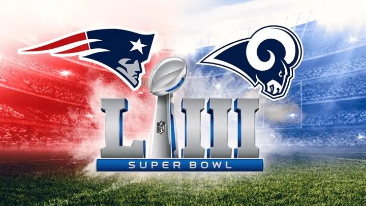 NFL, Super Bowl LIII: diretta su DAZN e Rai 2