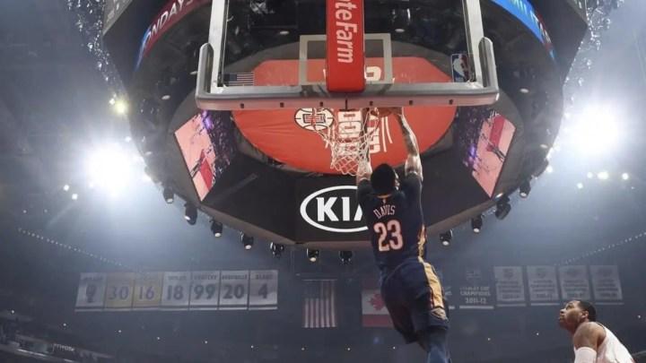 Mercato NBA, Anthony Davis chiede la cessione ai Pelicans