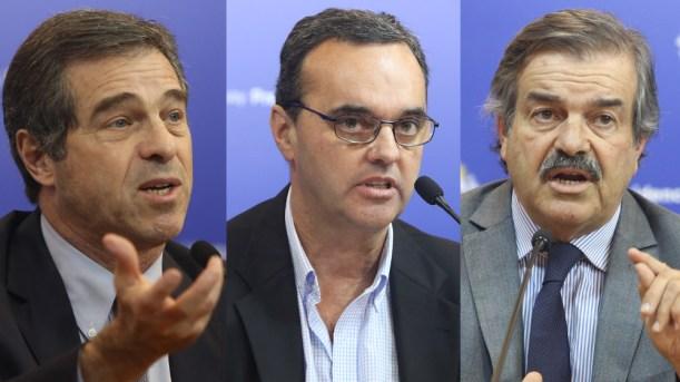 Talvi, Bartol y Uriarte: los tres ministros outsiders que salieron del  gabinete de Lacalle - Teledoce.com