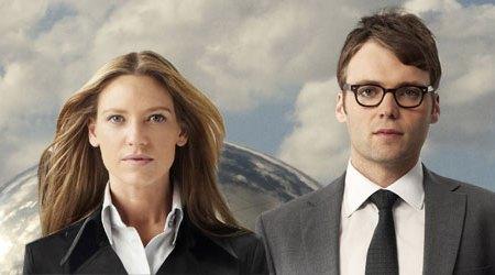 Seth Gabel e Anna Torv