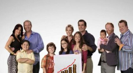 Modern Family 4: cast sigla accordo con 20th Century Fox