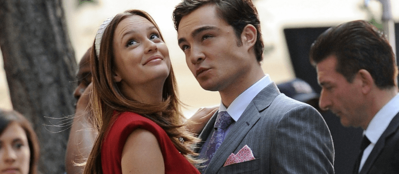 coppie serie tv gossip girl