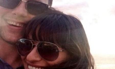 Lea-Michele-e-Cory-Monteith-su-Twitter