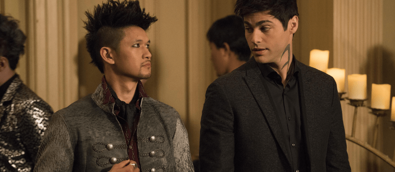 coppie serie tv spinoff shadowhunters