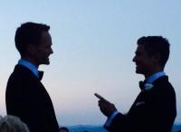 Neil Patrick Harris e David Burtka si sposano a Perugia
