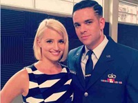 Dianna-Agron-and-Mark-Salling-Film-Glee-Season-6-1410368889