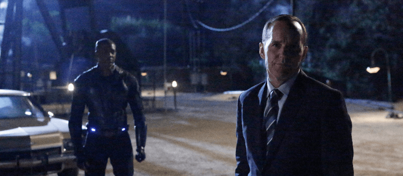 agents of shield recensione 2x18