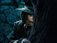 into the woods_johnny depp