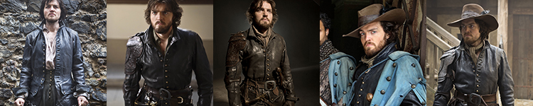 tom burke athos musketeers