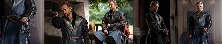 musketeers rochefort