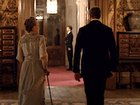 DOWNTON ABBEY 6.01 VIOLET