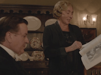 DOWNTON ABBEY FINALE S06.E09 CHRISTMAS SPECIAL DENKER SPRATT