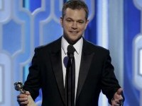 matt damon golden globes
