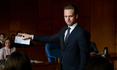 suits mike ross