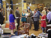 the big bang theory 9.17 episodio 200