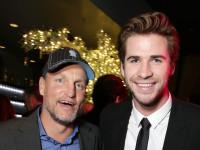 The Duel-Woody Harrelson, Liam Hemsworth