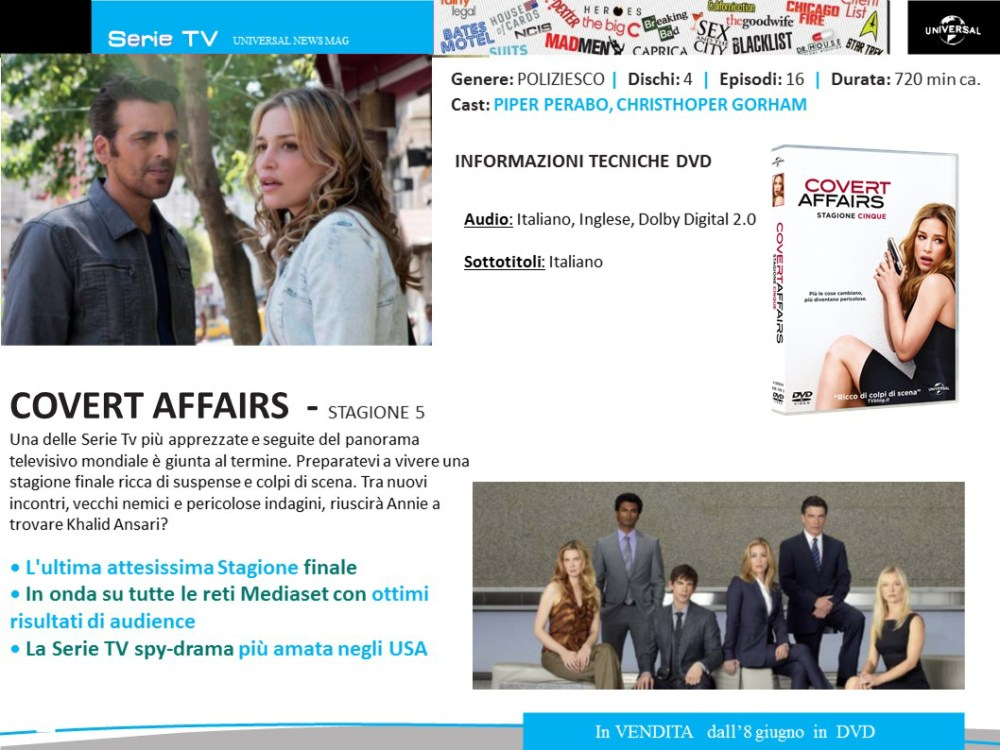covert affairs piper perabo
