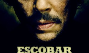 "Poster for the movie ""Escobar: Paradise Lost"""