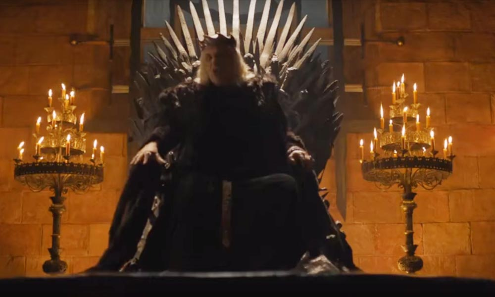 Chi era il Re folle di Game of thrones? Parliamo di Aerys II Targaryen