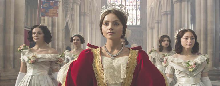 Victoria: la serie con Jenna Coleman rinnovata per una seconda stagione