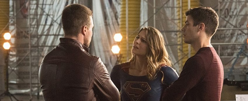 Arrow, Flash e Supergirl - Invasion