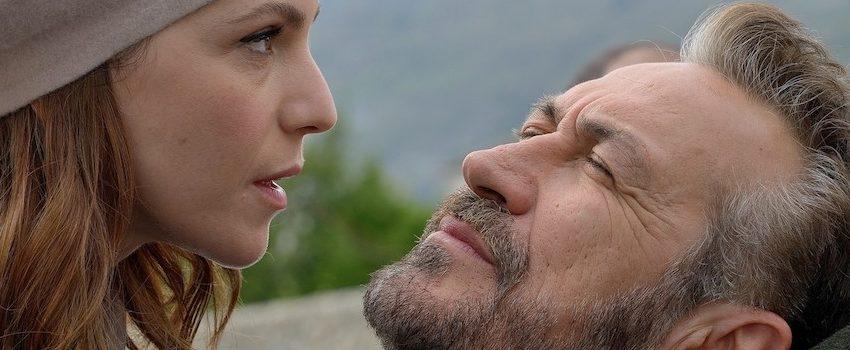 Marco Giallini e Isabella Ragonese - Rocco Schiavone