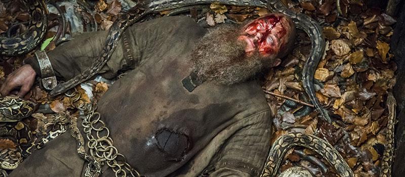 Vikings Travis Fimmel Ragnar
