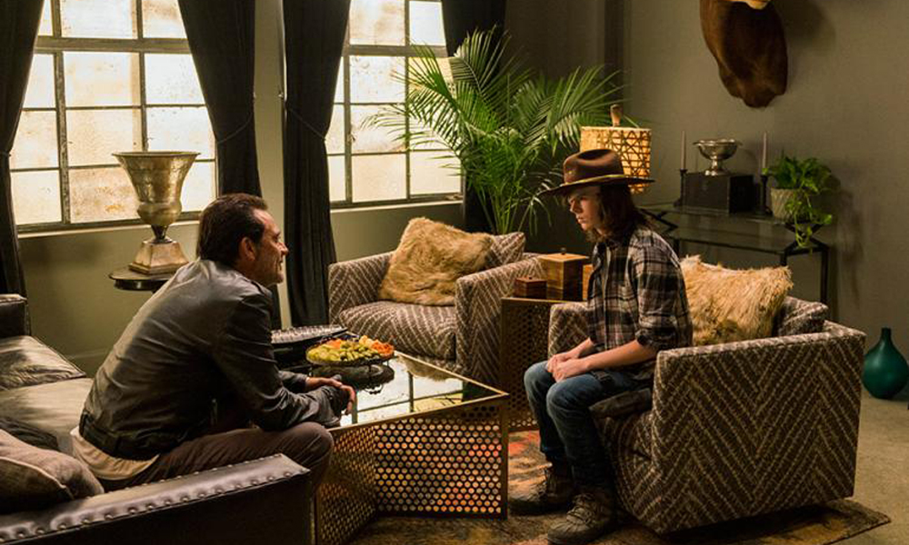 The Walking Dead: Recensione episodio 7.07 – Sing Me a Song