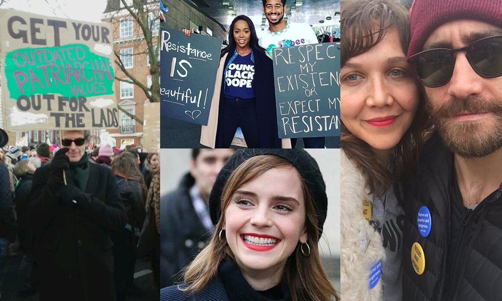 Women's March 2017: Tutte le celebrità che hanno partecipato alle proteste
