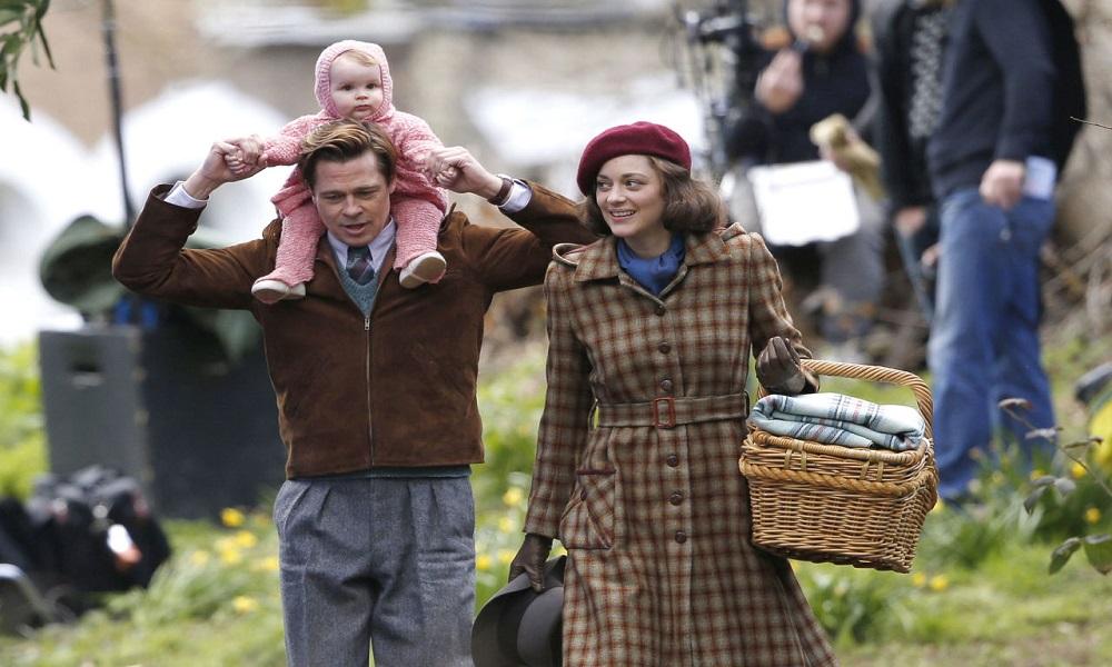 Allied: la recensione del film con Brad Pitt e Marion Cotillard