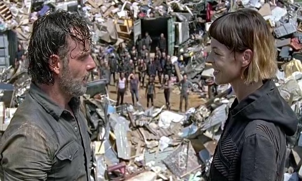 The Walking Dead: Recensione dell'episodio 7.10 – New Best Friends
