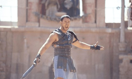 russell crowe il gladiatore film