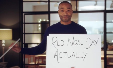 red nose love actually
