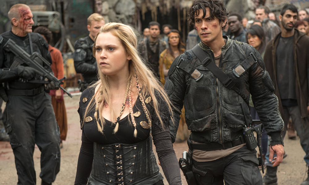 The 100: Rinnovata per una quinta stagione la serie tv post-apocalittica