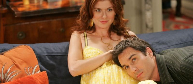 Debra Messing - Will & Grace attrici
