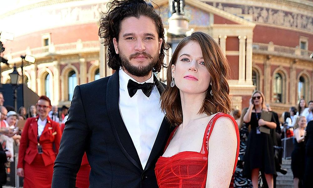 Game of Thrones: Kit Harington e Rosie Leslie hanno comprato una casa in Inghilterra da £1,75 milioni