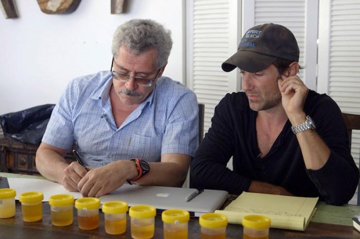 Bryan Fogel e Grigory Rodchenkov