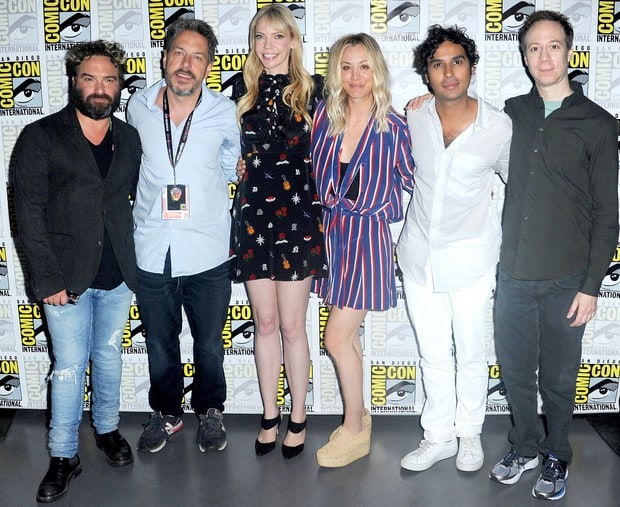 The Big Bang Theory: il cast parla della proposta di Sheldon a Amy al Comic-Con
