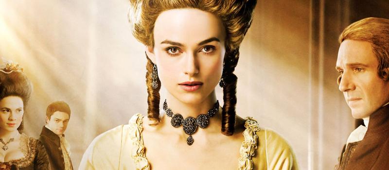 la duchessa keira knightley Film in costume