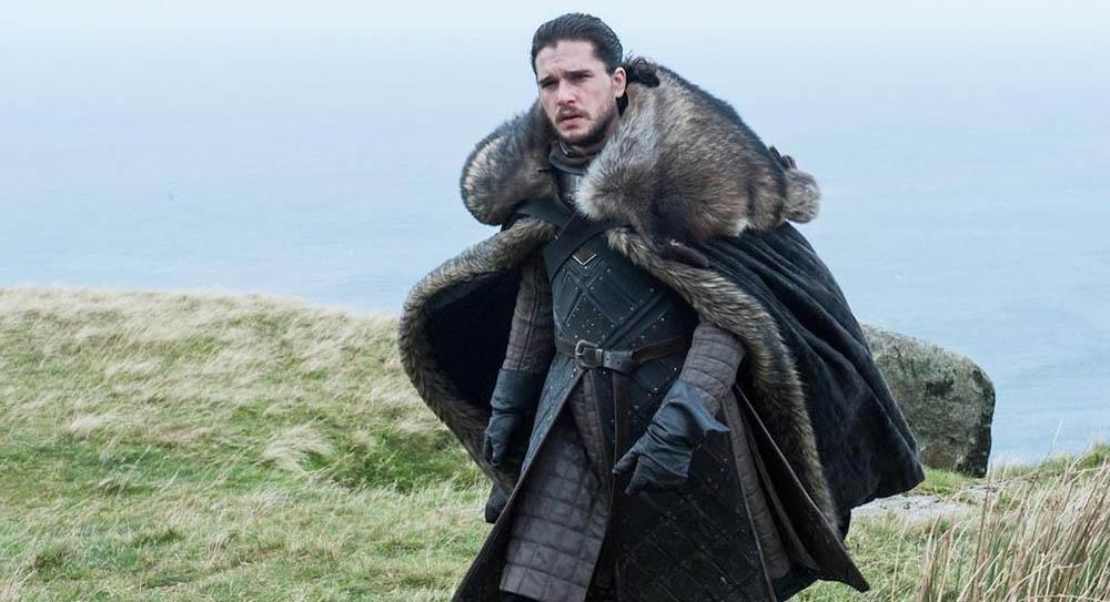 Game of Thrones, Kit Harington - libri come il trono di spade