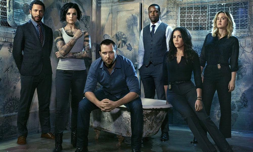 Blindspot, il cast della seconda stagione