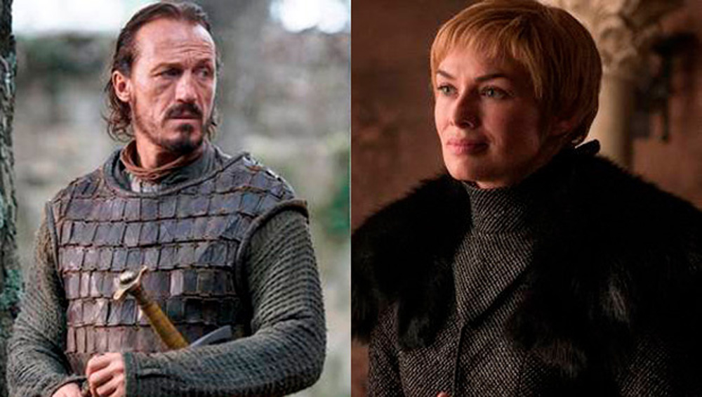 Game of Thrones, lena headey jerome flynn