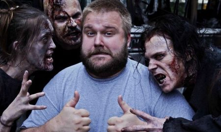 robert kirkman ospite Lucca Comics and Games 2017
