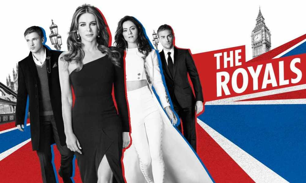The Royals: Trailer e data d'inizio della quarta stagione