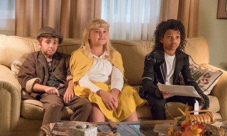 This is Us, Randall, Kevin e Kate durante Halloween