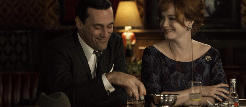 mad men the christmas waltz